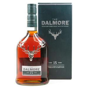 Dalmore 15yo 1L with Box