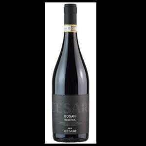 Bottle of Bosan Riserva Amarone della Valpolicella Cesari