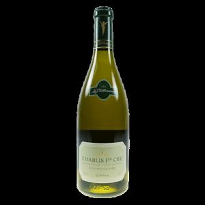 Bottle of Chablis Fourchaume 1er Cru La Chablisienne