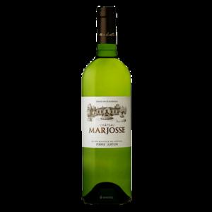 Bottle of Chateau Marjosse Blanc