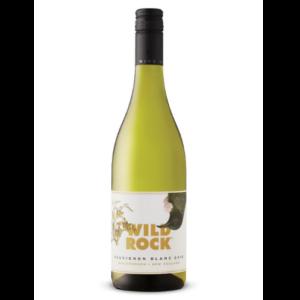 Bottle of Wild Rock Sauvignon Blanc